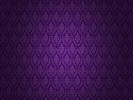 Damask Purple Graphic Backgrounds