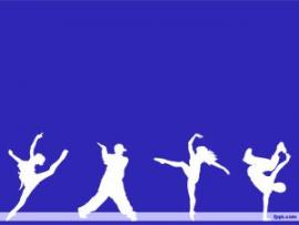 Dancers Template Backgrounds
