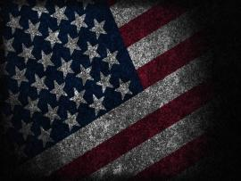 Dark American Flag Picture Frame Backgrounds