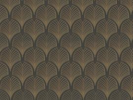 Dark Art Deco Art Backgrounds