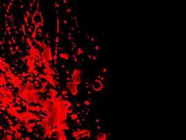 Dark Bloody Slides Backgrounds