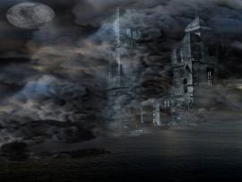 Dark Spooky By Mysticmorning Backgrounds