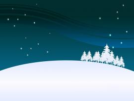 Dark Winter Holiday Backgrounds