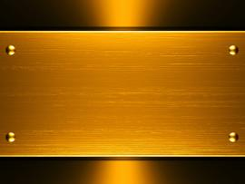 Design Is Gold Lors In The Free Metallic Design Backgrounds
