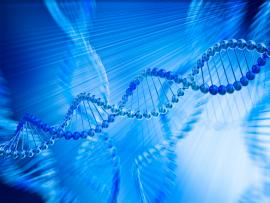 Dna Blue image Backgrounds