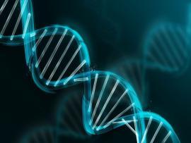 DNA Molecule Art Backgrounds