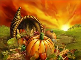 Download Free Thanksgiving PowerPoint  PowerPoint E   Template Backgrounds