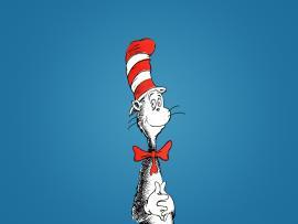 Dr Seuss Cartoon  Dr Seuss The Cat Graphic Backgrounds