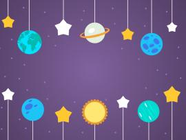 Dream of Space Backgrounds