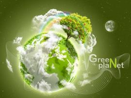 Earth Day PowerPoint  Everything About PowerPoint Quality Backgrounds