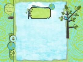 Earth Day PowerPoint 7 Free Earth Day PowerPoint Frame Backgrounds