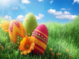 Easter 11 Slides Backgrounds