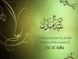 Eid Al Adha Template Backgrounds