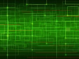 Electronic Green Backgrounds