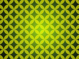 Elegant Green Pattern Art Backgrounds