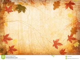 Fall Leaves Royalty Clip Art Backgrounds
