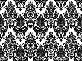 Fancy Black Pattern Backgrounds