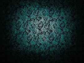 Fancy Floral Pattern Hds Art Backgrounds