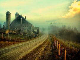 Farm Theme Frame Backgrounds