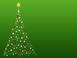 Field Christmas Green  Graphic Backgrounds