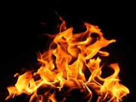 Fire Waves Photo Backgrounds