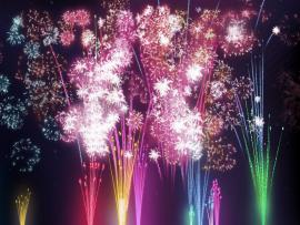 Fireworks Animated Backgrounds