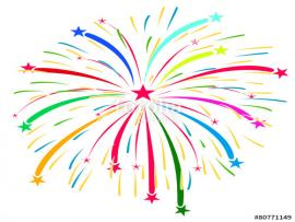 Fireworks Art Design Backgrounds