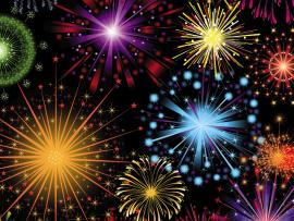 Fireworks Celebration Backgrounds