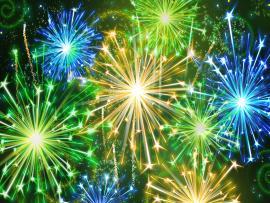 Fireworks For Desktop Firework Full Photos Frame Backgrounds
