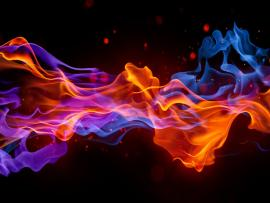 Flame Graphic Backgrounds