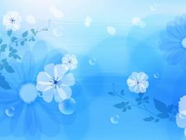 Flower Patterns Free PPT For Your PowerPoint Templates Template Backgrounds