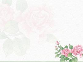 Flower Rose Pattern Clipart Backgrounds