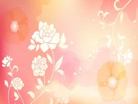 Flowers Slides Backgrounds