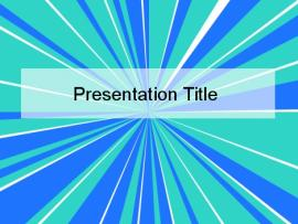 For A Group Focus Presentation Circle Segments PowerPoint Backgrounds