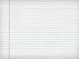 For School Notebook Paper Picture Backgrounds