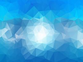 For Triangle Blue Clip Art Backgrounds
