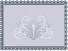 Free Certificate Border Artwork Certificates Picture Backgrounds