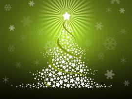 Free Christmass and PowerPoint Pictures Green   Clipart Backgrounds