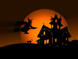Free Halloween PowerPoint  PowerPoint Tips Presentation Backgrounds