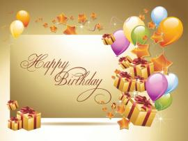 Free Happy Birthday Clip Art Backgrounds