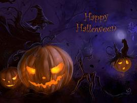 Free Scary Halloween & Collection 2014 Backgrounds