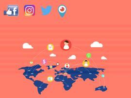 Free Social Media Backgrounds