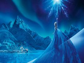 Frozen Elsas sCharlie Photo Backgrounds