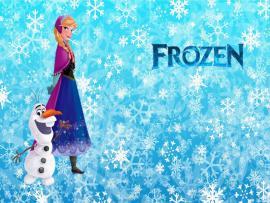 Frozen Slides Backgrounds