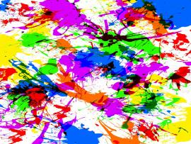 Funny Paint Splat image Backgrounds