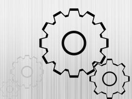 Gears For Engineering  Engineering  PPT Download Backgrounds