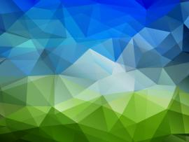 Geometric Frame Backgrounds