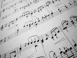 Go Back > Gallery For > Classical Sheet Music Download Backgrounds