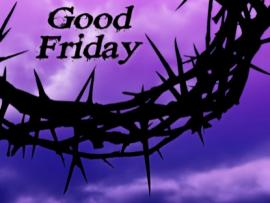 Good Friday Vertical Hold Media Worship House Media Backgrounds