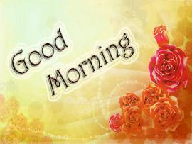 Good Morning Template Backgrounds